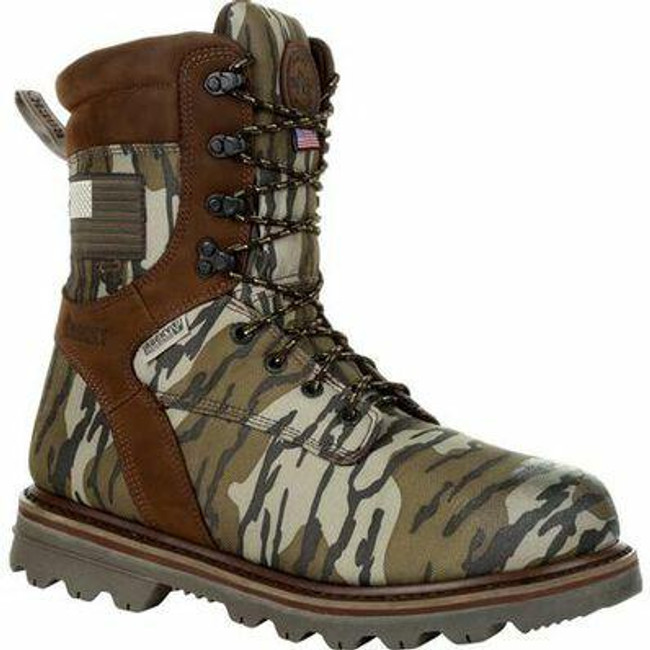 """Rocky Stalker Men's 9"""" Waterproof 400G Insulated Made In The USA Outdoor Boot RKS0494 - Main - Only $220 - LA Police Gear"""