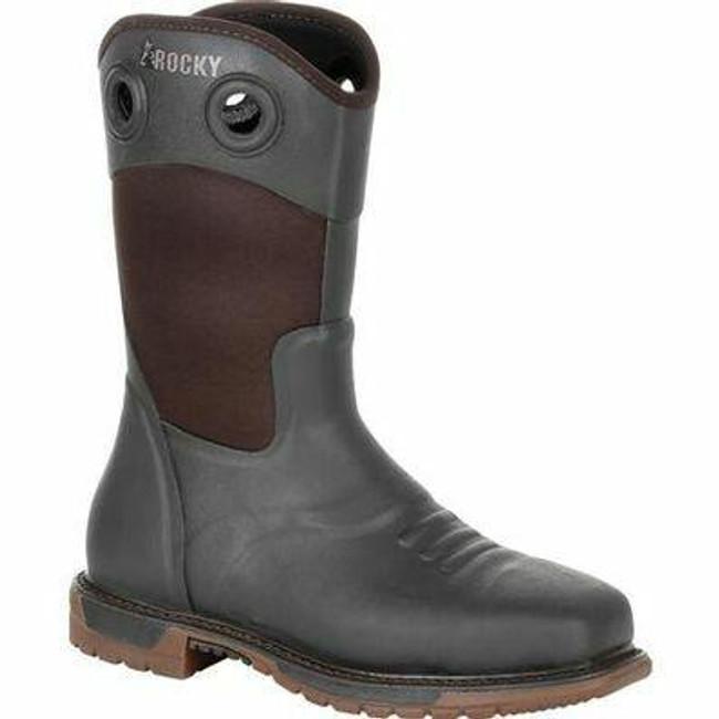 "Rocky Original Ride FLX Women's 11"" Rubber Boot RKW0291 - Main - Only $88 - LA Police Gear"