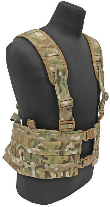 Tactical Tailor Fight Light MAV Body 2 Piece Chest Rig 23018LW