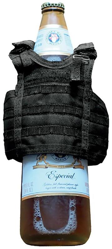 Caliber Gourmet Tactical Mini Drink Vest - CBG-1039- Main - Only $14.99 - LA Police Gear