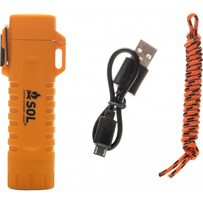 Adventure Medical Kits Fire Lite Fuel Free Lighter contents