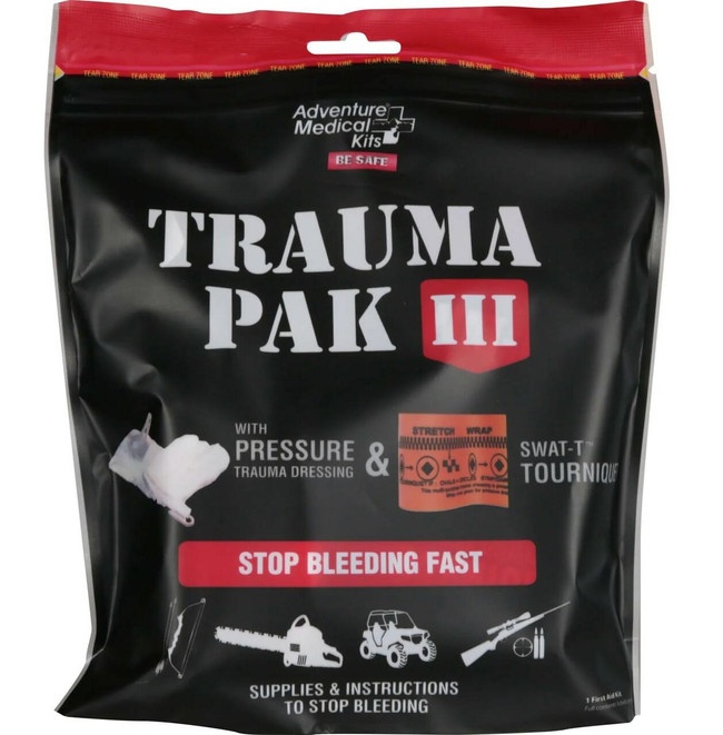 Adventure Medical Kits Trauma Pak III