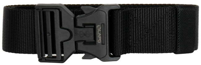 LA Police Gear MQB Tactical Belt with Magnetic Quick Buckle
