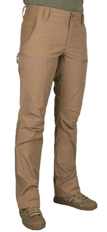 LA Police Gear Women's BFE Stretch Pant - Coyote