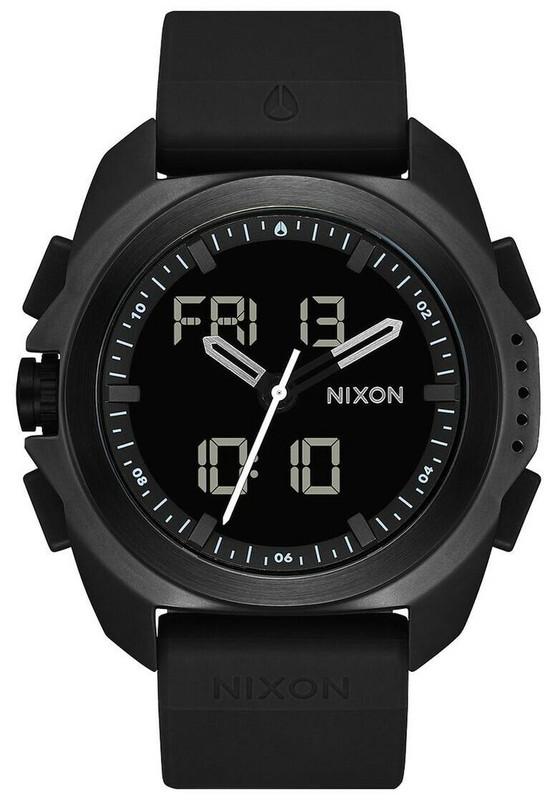 Nixon Ripley Digital Watch - Black