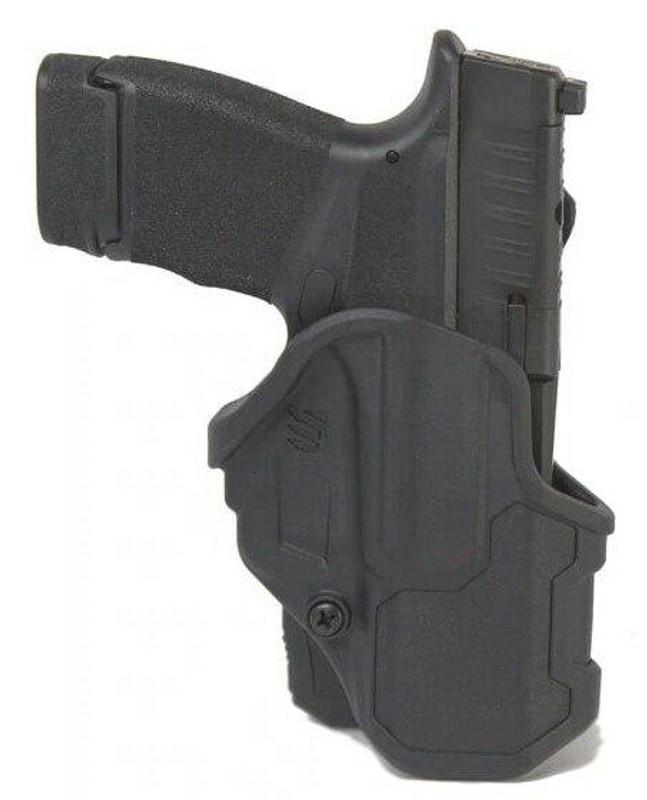 Blackhawk T-Series L2C Concealment Holster - 410776BKR