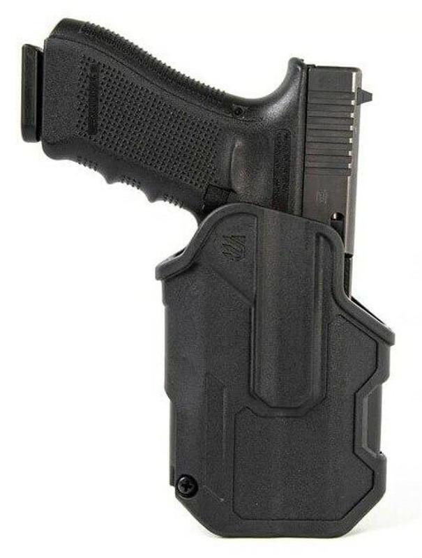 Blackhawk T-Series L2C Light Bearing Concealment Holster feature