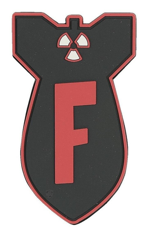 5ive Star Gear F-Bomb Morale Patch