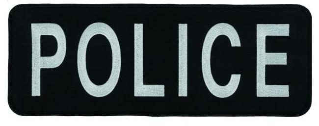 Hero's Pride Police Back Patch (CPD) - LA Police Gear