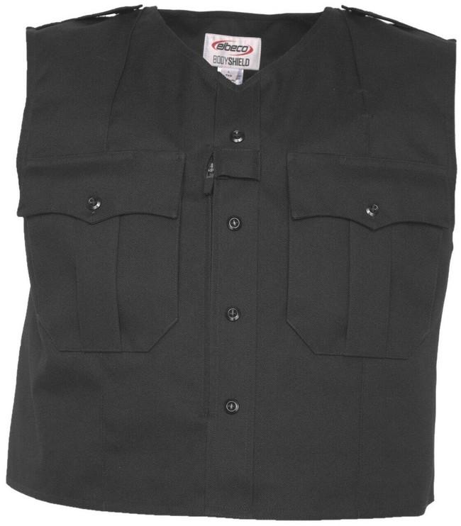 Elbeco V4 BodyShield External Vest Carrier - Black