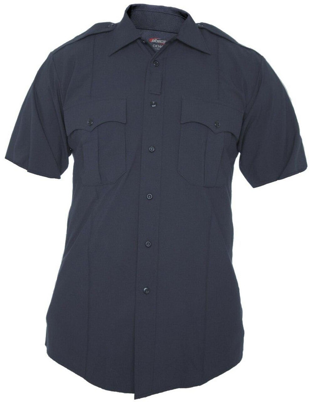 Elbeco Men's CX360 Short Sleeve Shirt