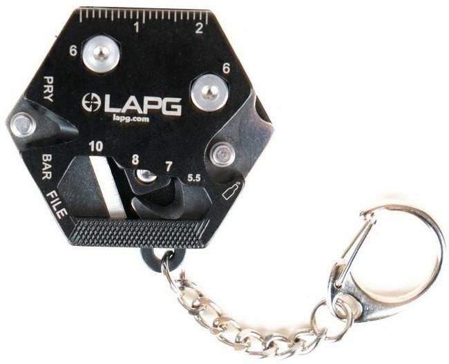 LA Police Gear Multifunction Keykit Tool