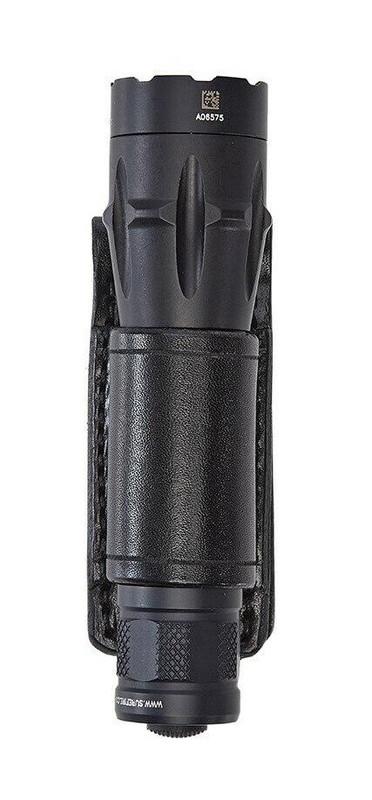 Aker Model 654 Open Top Flashlight Holder plain
