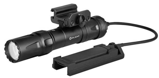 Olight Odin 2000 Lumen Tactical Flashlight - LA Police Gear