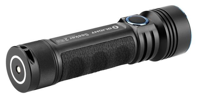 Olight Seeker 2 PRO Rechargeable Side-Switch LED Flashlight - LA POLICE GEAR
