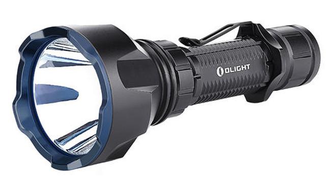 Olight Warrior X Turbo Tactial Thrower Flashlight - LA Police Gear