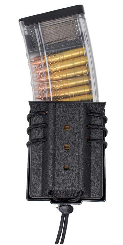Wilder Tactical Evolution Universal AR-15 Magazine Pouch - Black - Only $22.00 - LA Police Gear
