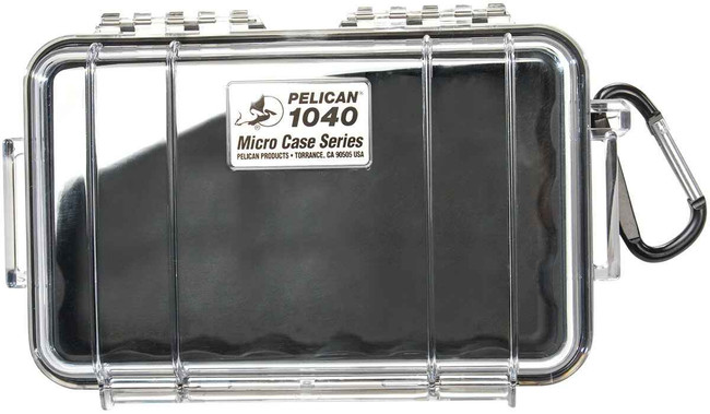 Pelican 1040 Micro Case with Liner 1040-PE