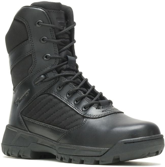 Bates Women's Tactical Sport 2 Tall Side-Zip Black Boot