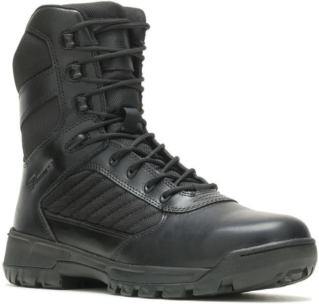 Bates Men's Tactical Sport 2 Tall Side-Zip Black Boot