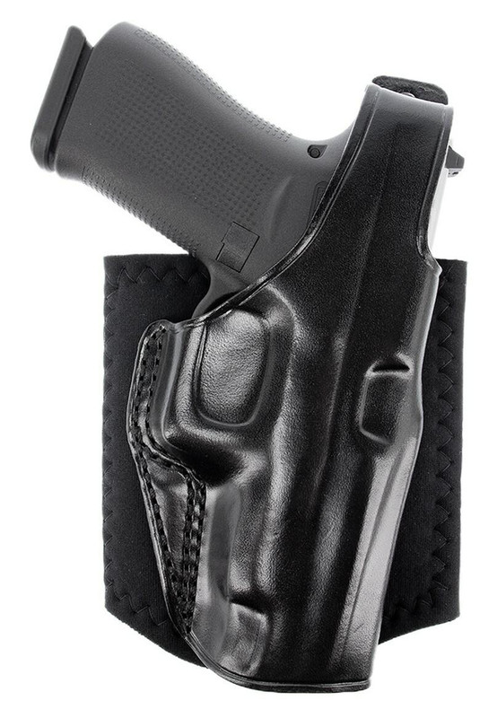 Galco Ankle Glove Holster - AG-GALAG205B