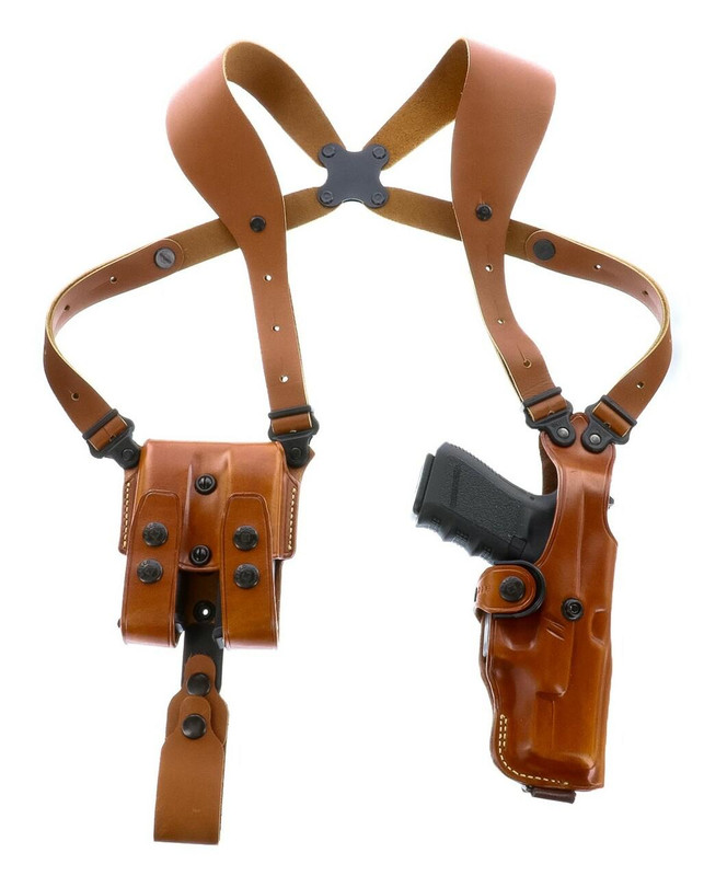 Galco Vertical Holster System 4.0 - VHS4-458