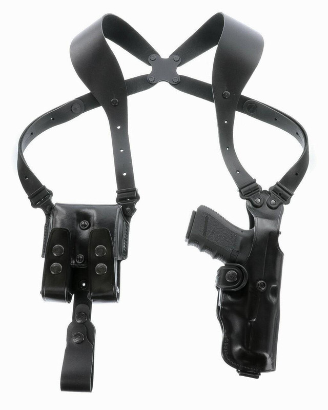 Galco Vertical Holster System 4.0 - VHS4-458B