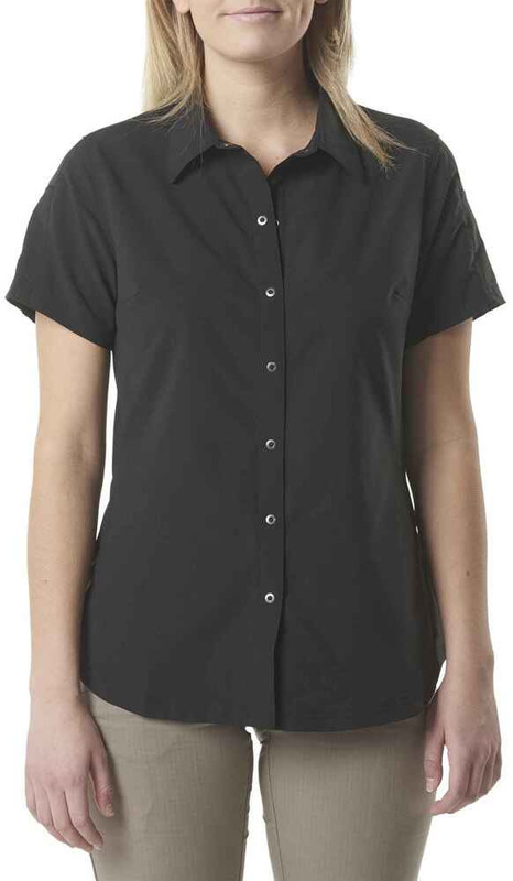 5.11 Tactical Womens Corporate Freedom Flex Short Sleeve Shirt 61312 - Closeout 61312