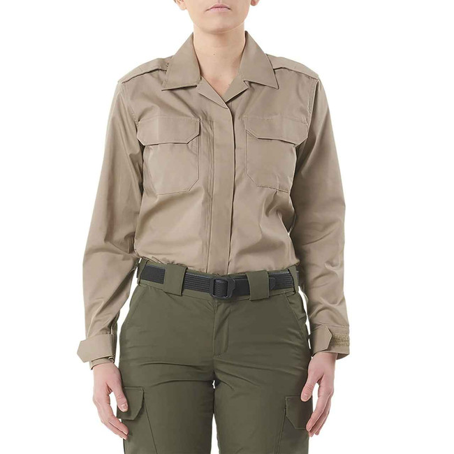 5.11 Tactical Womens CDCR Long Sleeve Suty Shirt 62013US - Closeout 62013US