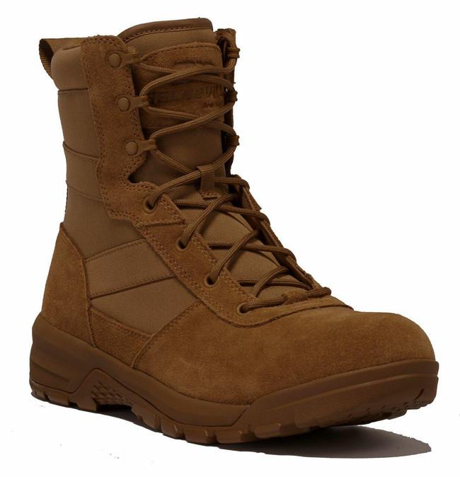 "Belleville Boots Men's 8"" SPEAR POINT Lightweight Hot Weather Tactical Boot - BV518 - LA Police Gear"