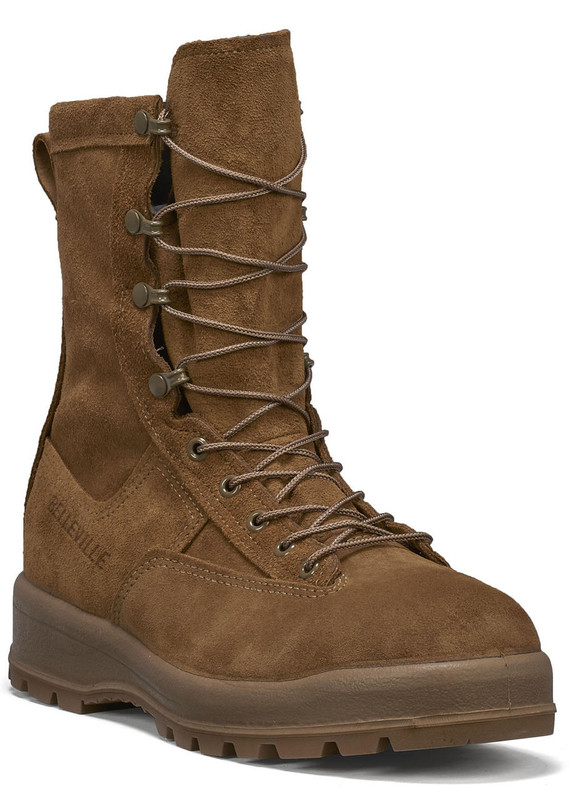 "Belleville Boots Men's 8"" 600g Insulated Steel Safety Toe Waterproof Boot - C775ST - LA Police Gear"