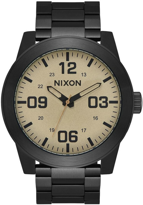 Nixon Corporal Stainless Steel Watch