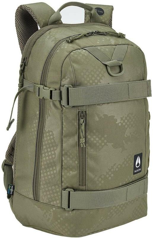 Nixon Gamma Backpack - Olive Dot Camo