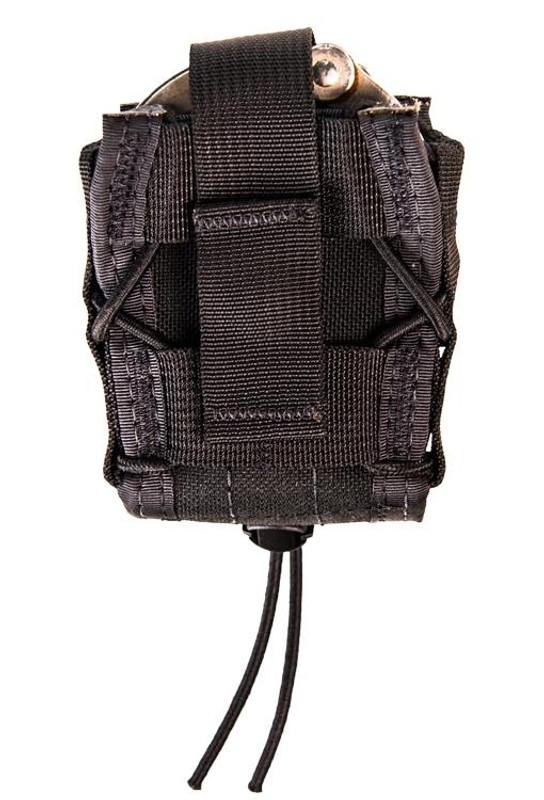 High Speed Gear Adaptable Belt Mount Handcuff TACO Pouch black