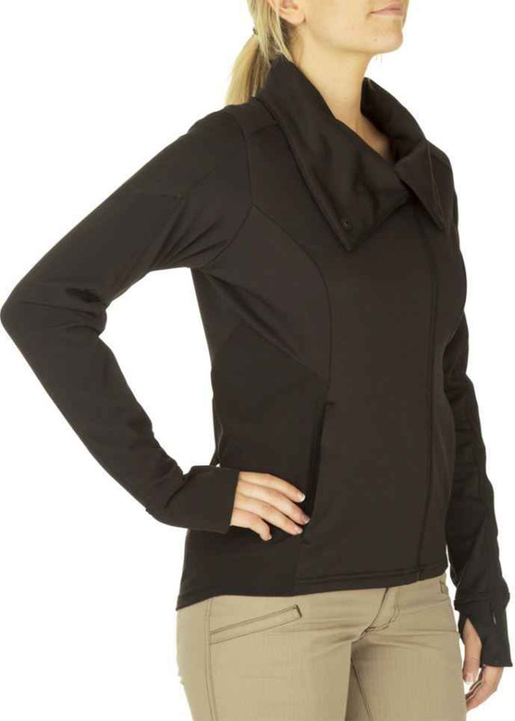 5.11 Tactical Womens Kinetic Full Zip 62075 - Closeout 62075