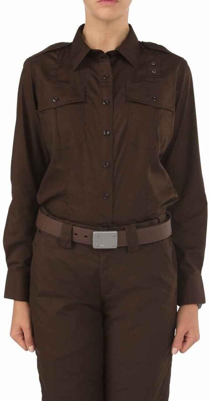 5.11 Tactical Womens Taclite PDU Class A Long Sleeve Shirt 62365 62365