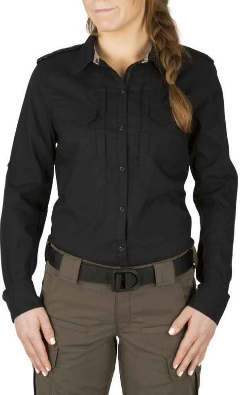 5.11 Tactical Womens Spitfire Long Sleeve Shooting Shirt 62377 - Closeout 62377