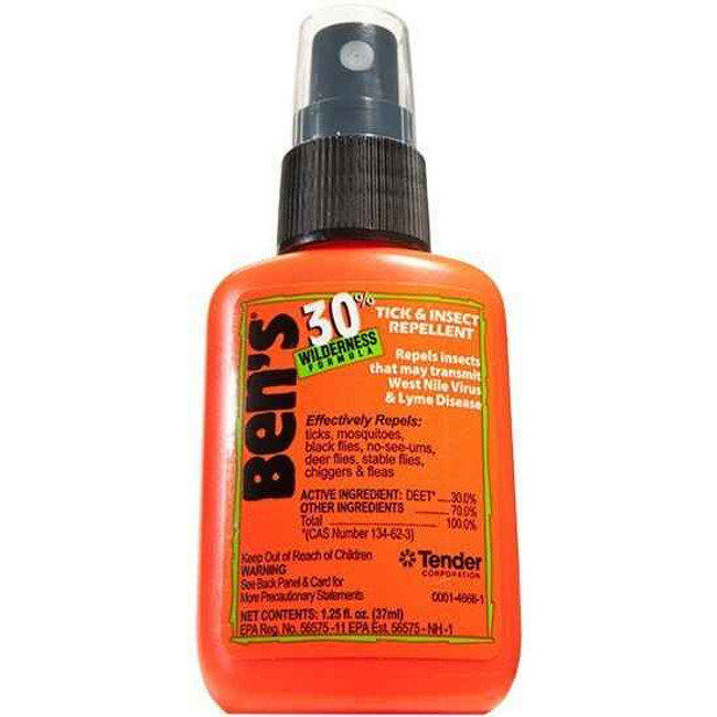 Adventure Medical Kits Bens 30, 1.25 oz Pump Spray 0006-7190 044224071903