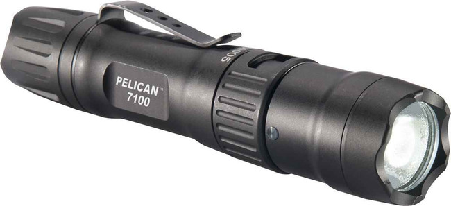 Pelican 7100 LED Rechargeable Flashlight 7100 19428138943