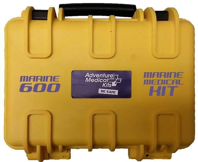 Adventure Medical Kits Marine 600 First Aid Kit with Waterproof Box 0115-0600 707708106002