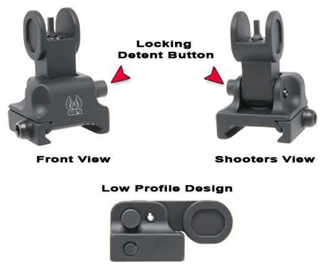 GGandG Flip Up Front Sight for Tactical Forearms 1033-GG 813157005275