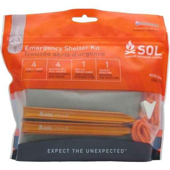 Survive Outdoors Longer Emergency Shelter Kit 0140-1757