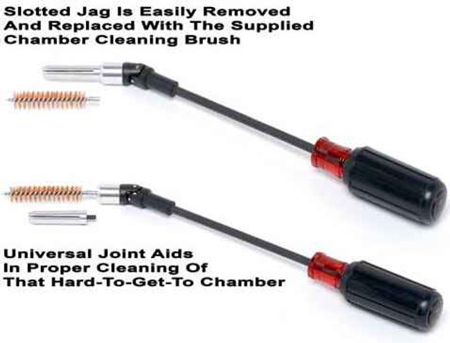 GGandG M1 Garand Chamber Cleaning Tool with Brush 1186 813157001765