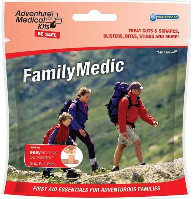 Adventure Medical Kits Medic Series, Family Medic 0185-0104