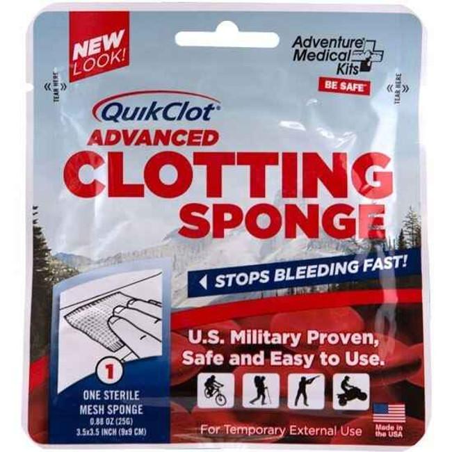 Adventure Medical Kits QuikClot Advanced Clotting Sponge CLOT-5020