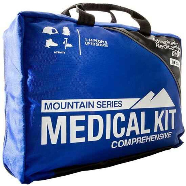Adventure Medical Kits Mountain Series, Comprehensive 0100-0101 707708001017