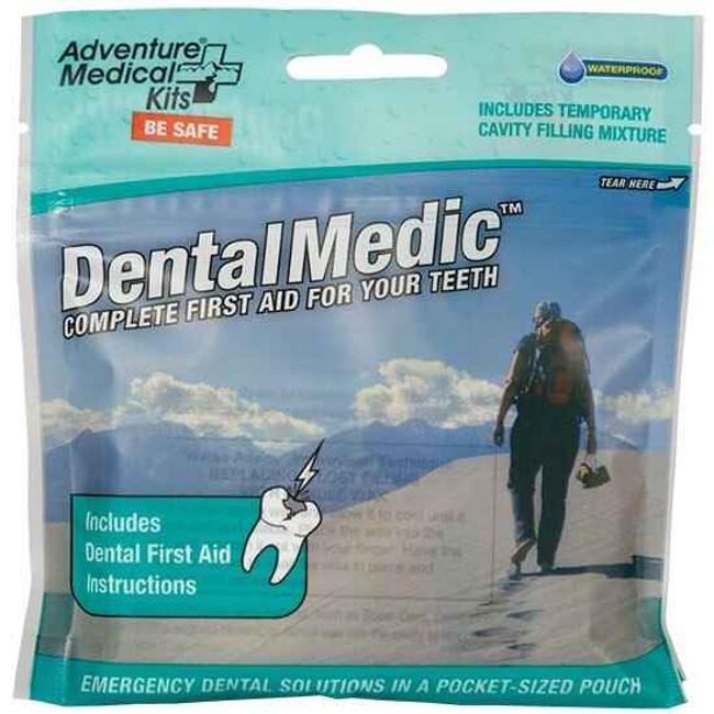 Adventure Medical Kits Medic Series Dental Medic Pack 0185-0102 707708301025