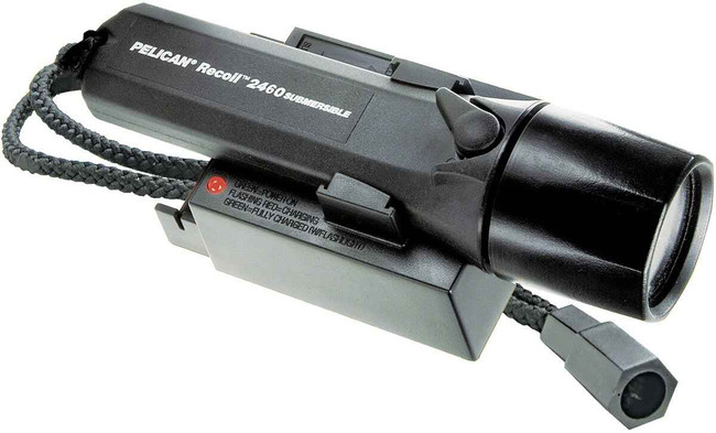 Pelican StealthLite Rechargeable 2460 LED Flashlight 2460-P 19428135409