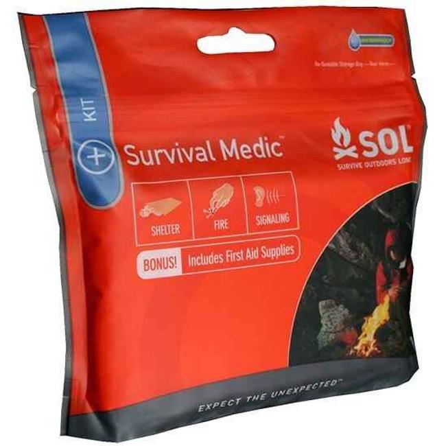 Survive Outdoors Longer Survival Medic 0140-1747 707708317477