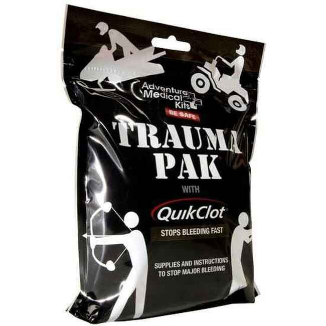 Adventure Medical Kits Trauma Pak with QuikClot 2064-0292 707708202926